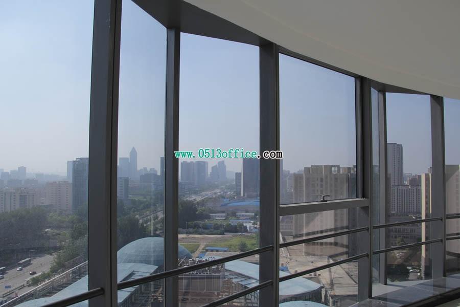 文峰国际大厦100平方至440平方精装写字楼出租