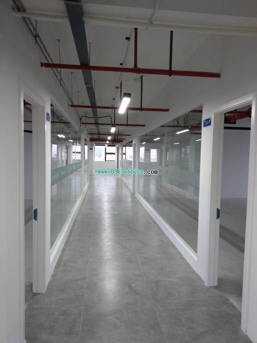 南通长江中路姚港路附近60平方600平方办公出租