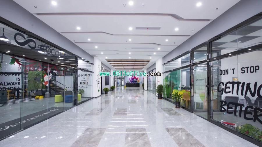 大学城、圆融、文峰广场附近南通可可创新中心火爆招租